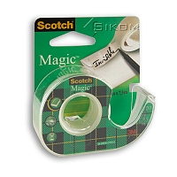 Lepící páska Scotch Magic s odvíječem