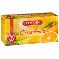 TEEKANNE Citrus Fruits 20 x 2,25 g