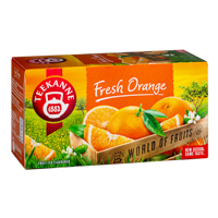 TEEKANNE Fresh Orange 20 x 2,25 g